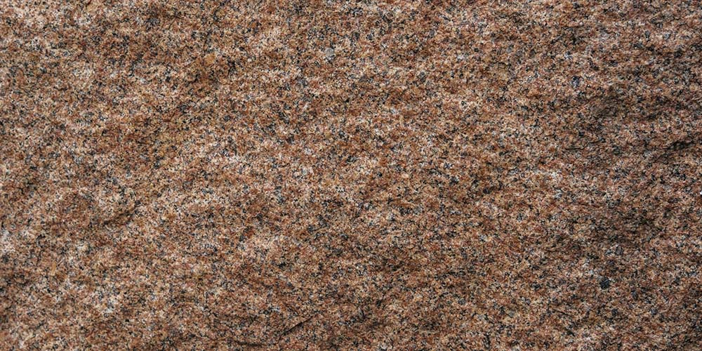 Bush Hammered Granite